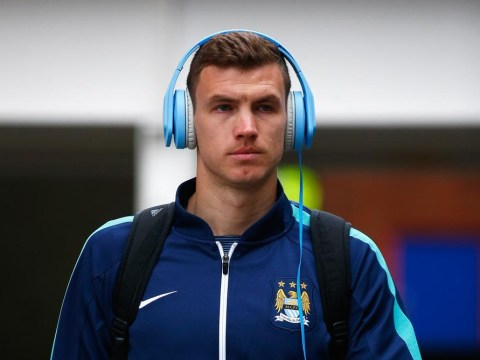 Arsenal 'should complete £16m transfer deal for Manchester City striker Edin Dzeko'