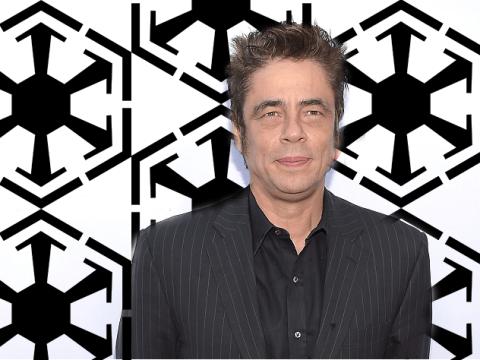 Is Benicio del Toro joining the dark side in Star Wars: Episode VIII?