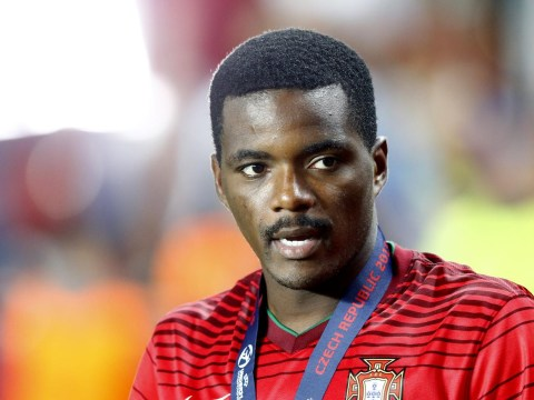 Arsenal 'suffer transfer blow as Sporting Lisbon midfielder William Carvalho is sidelined for three months'