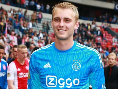 Manchester United 'ready to sign Jasper Cillessen after making him top transfer target'