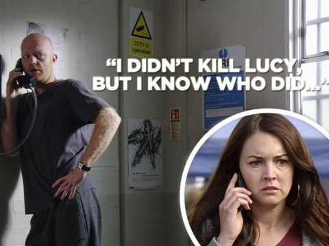 EastEnders spoilers: Does Max Branning know Bobby Beale killed Lucy?