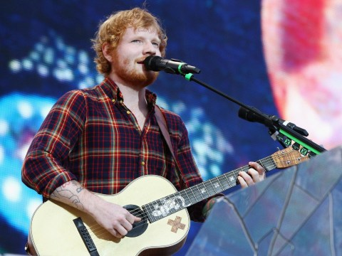 Ed Sheeran helps Kodaline bassist propose to his girlfriend in front of 80,000 fans at a gig