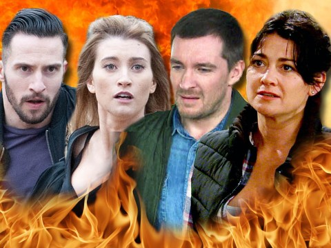 Emmerdale spoilers: As disaster brings death to the Dales, the cast reveal details on 'the biggest week in soap history'