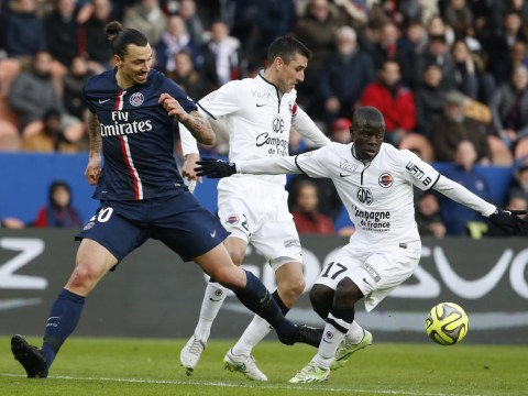 Leicester City 'closing in on the £5.6m signing of French midfielder N'Golo Kante'