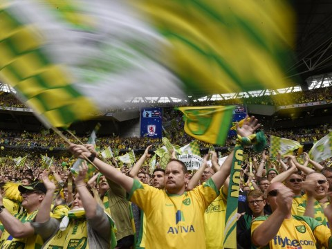 Norwich City and Cambridge United are literally changing the rules of football to suit their pre-season schedule