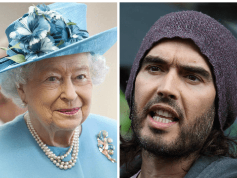 Russell Brand called the Queen 'Mrs Bratwurst-Kraut-Nazi' and people are upset