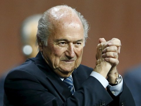Sepp Blatter: Anyone that calls me corrupt should be sent to jail