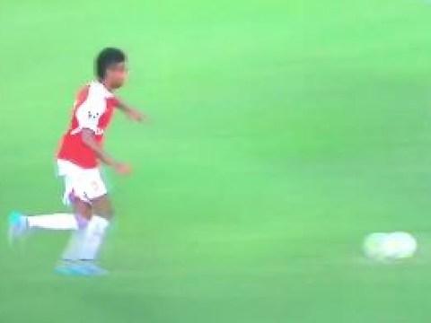 Arsenal's Gedion Zelalem gives masterclass versus Celtic in Durban Under-19 tournament