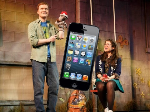 Broadway show interrupted after man jumps on stage to charge his iPhone