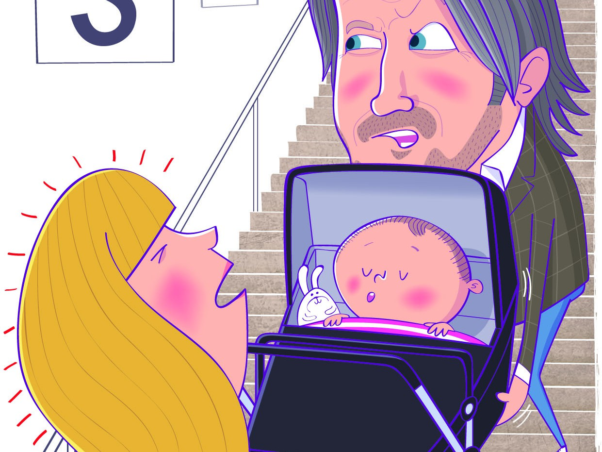 Richard Herring: This is a masterclass in how NOT to plan a mini break for your wife
