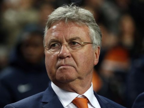 Former Real Madrid boss Guus Hiddink has emerged as a shock contender for the vacant Leicester City job