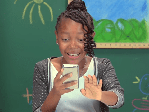 Kids react to the first ever iPod – hilarity ensues