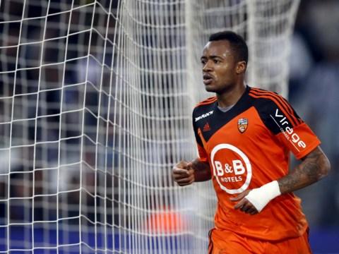 Jordan Ayew 'on cusp of Aston Villa transfer as Lorient accept £12million bid'