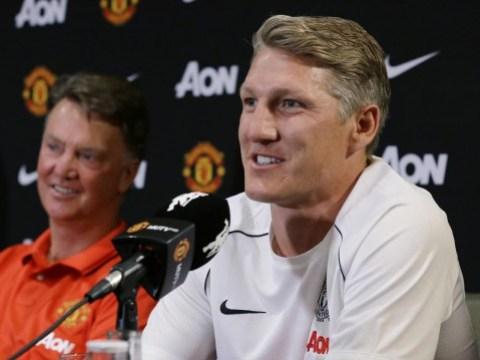 Bastian Scweinsteiger hails Manchester United as the world's biggest club