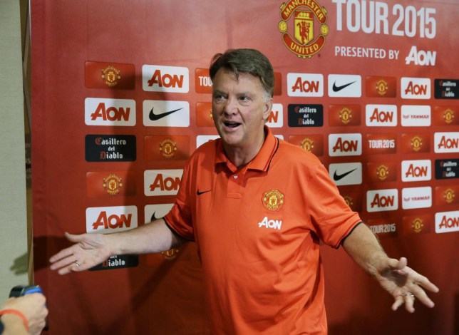 Louis van Gaal's made five signings already this summer (Picture:Getty)