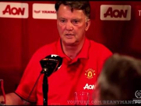 Manchester United boss Louis van Gaal has say on Sergio Ramos transfer rumours