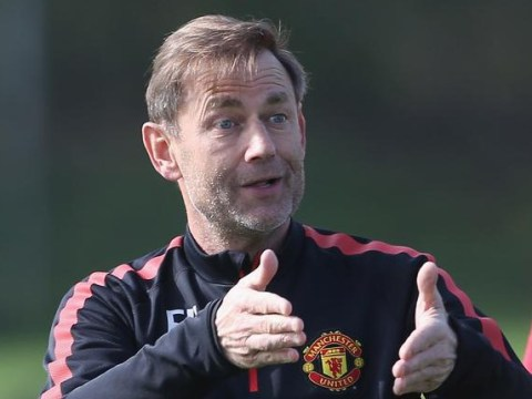 Manchester United coach Frans Hoek refuses to rule out Pedro transfer