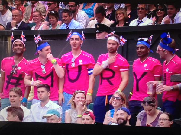 The reason behind this fail from Andy Murray fans at Wimbledon 2015 is even funnier than the photo