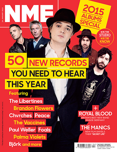 NME magazine will soon be available for absolutely free