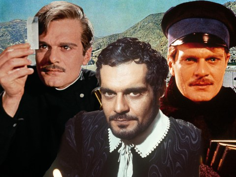 13 pictures which prove Omar Sharif was the coolest guy ever