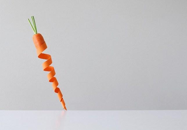 paper carrot by peechaya burroughs photography