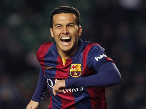 Chelsea 'expect to complete transfer signing of £22m Barcelona winger Pedro next week'
