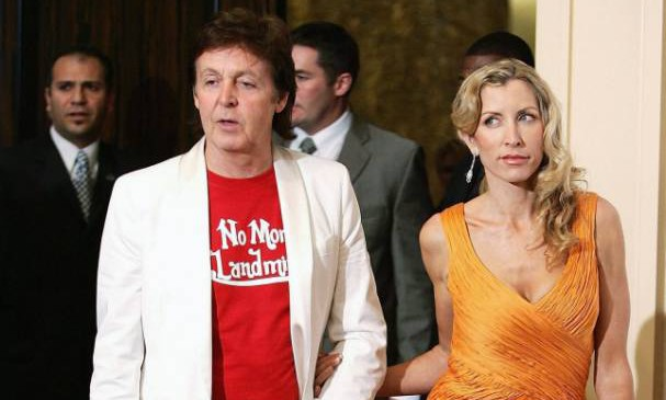 Heather Mills claims her ex-husband Paul McCartney can't read sheet music
