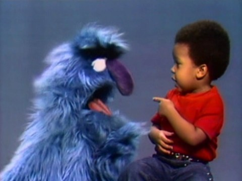 This kid counting to 20 on Sesame Street has serious attitude and we love it