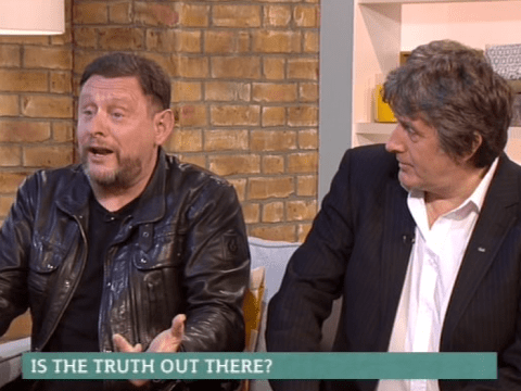 The internet is having lolz at Shaun Ryder describing his alien encounter