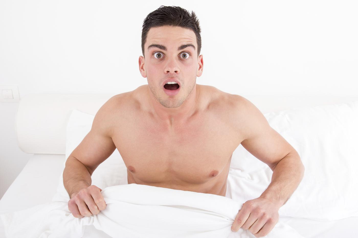 man at sex