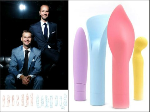 Sex toys and Superdrug: These two men want to change the way we think about masturbation