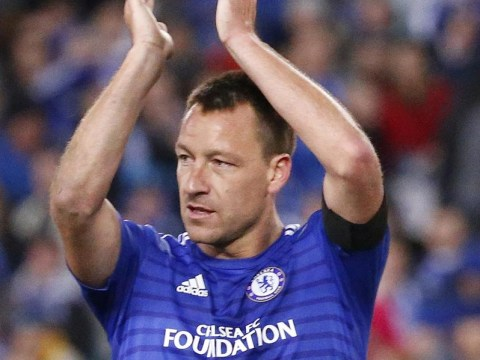 John Terry will 'end Premier League career with Chelsea'
