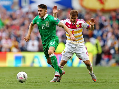 Robbie Brady transfer to Norwich still remains on ice courtesy of three 'embarrassing' City bids