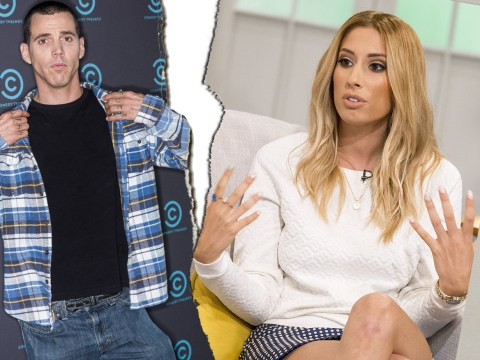 Stacey Solomon and Steve-O 'end whirlwhind romance' after reportedly struggling with long distance