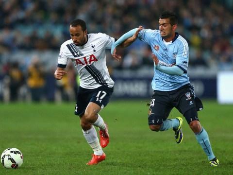Aston Villa still targeting transfer deal for Tottenham Hotspur winger Andros Townsend, despite £15m price tag