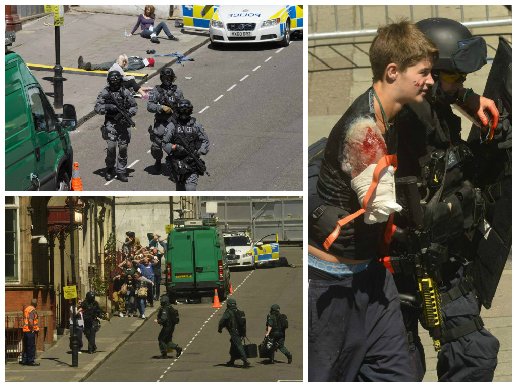 This is what would happen if terrorists targeted the UK