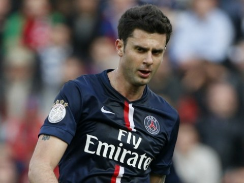 Arsenal 'ready to sign Thiago Motta from PSG in shock transfer deal'