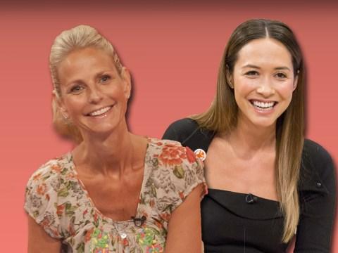Ulrika Jonsson offers Myleene Klass parenting advice