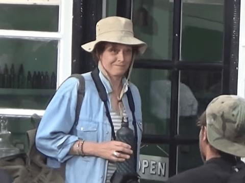 Bizarre TV news alert! Sigourney Weaver films cameo with Martin Clunes for Doc Martin