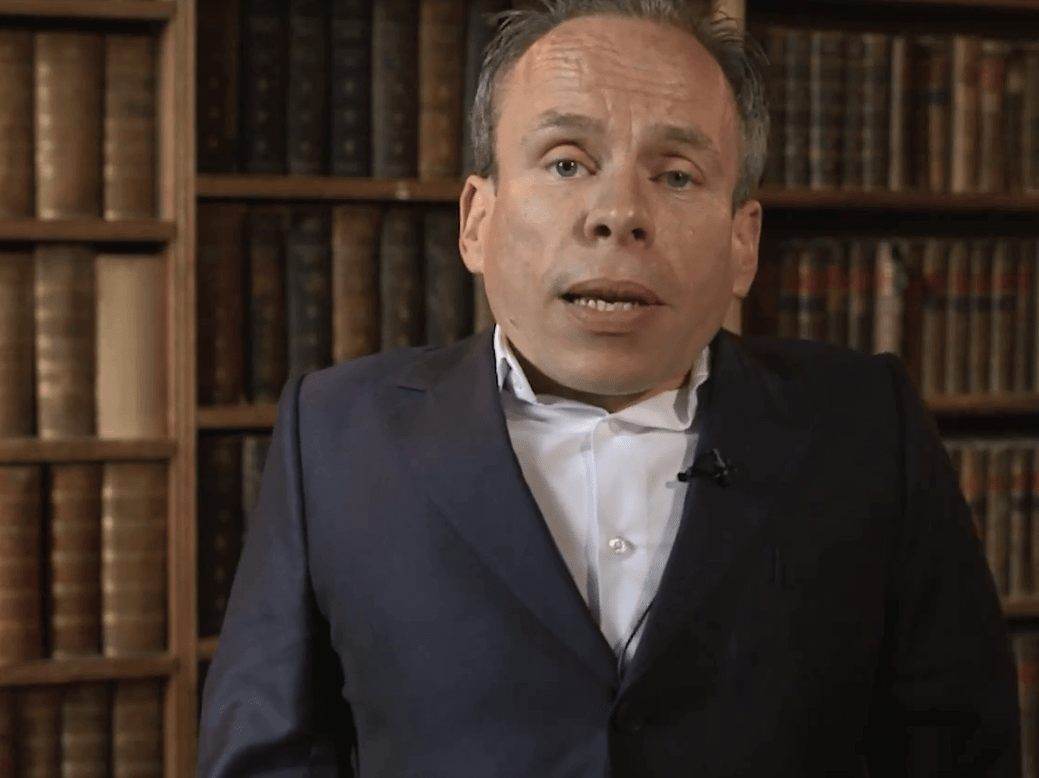 Harry Potter actor Warwick Davis wants everyone to be a lot less politically correct