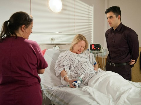 Emmerdale spoilers: Vanessa Woodfield goes into labour early – will her baby survive?