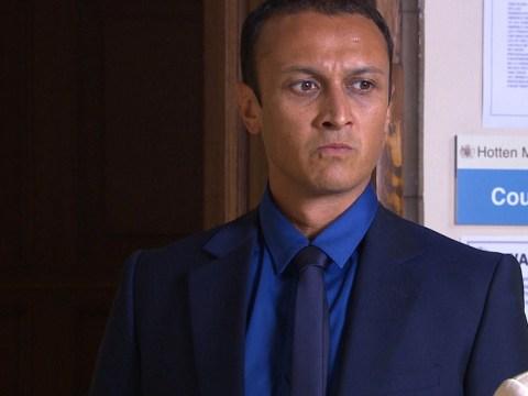 Emmerdale spoilers: Jai Sharma exposes Rakesh Kotecha's drug secret to son Kirin
