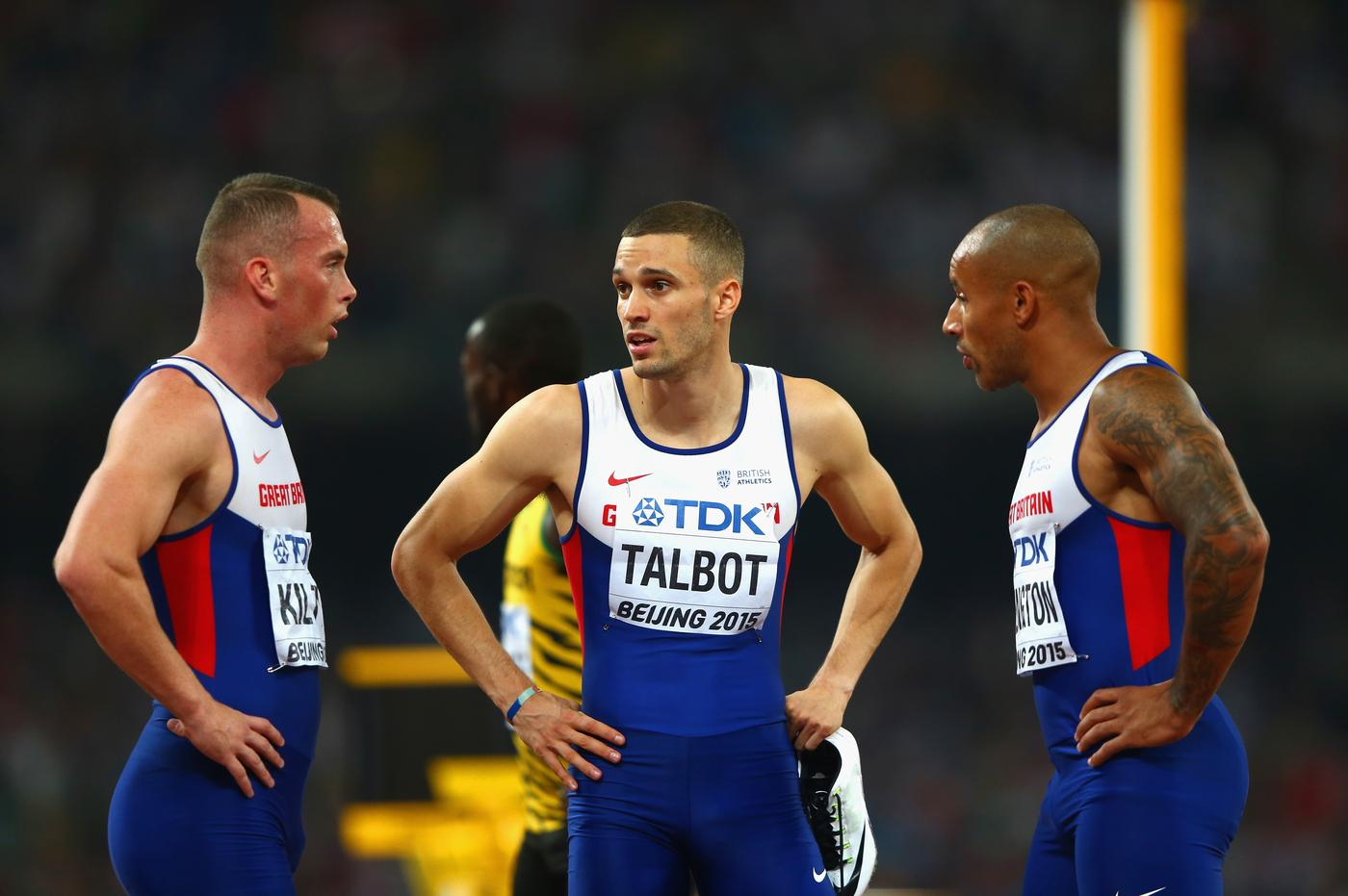 Great Britain 4x100m relay team turn on each other after World Athletics Championships failure