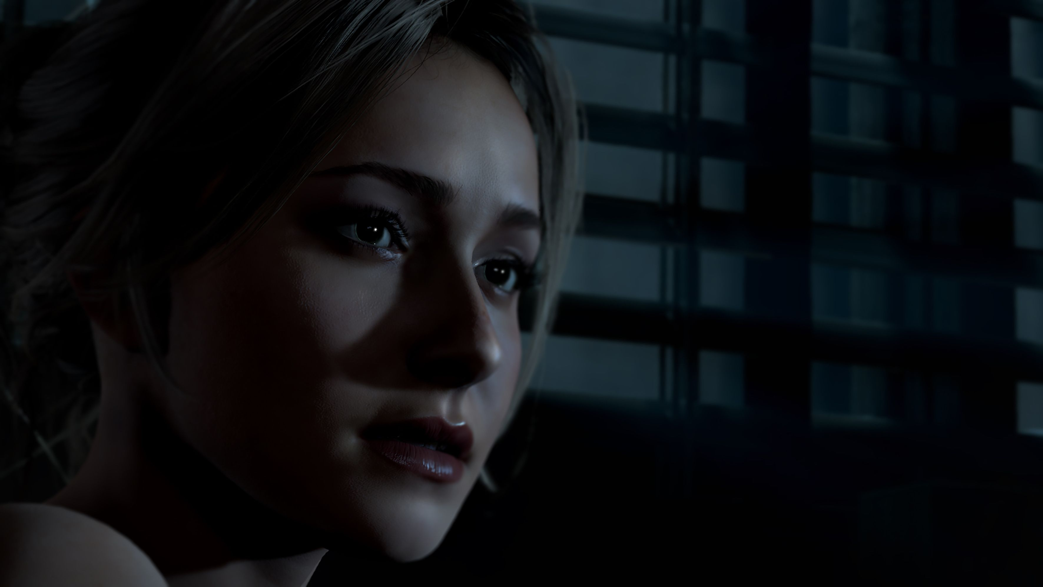 Until Dawn - that's an unexpected direction for the DLC