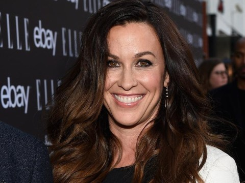 Alanis Morissette says it was hard to 'sober up' after suffering from eating disorders