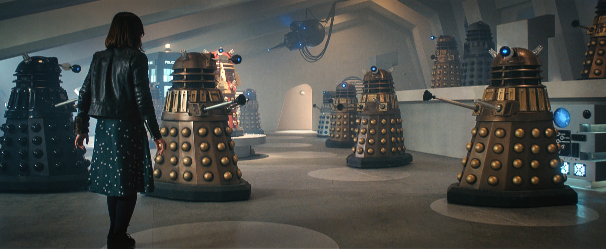 Doctor Who  series 9 Daleks
