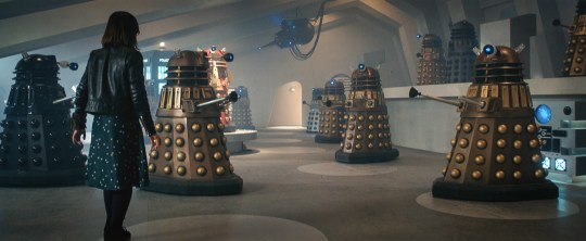 Doctor Who  series 9 Daleks