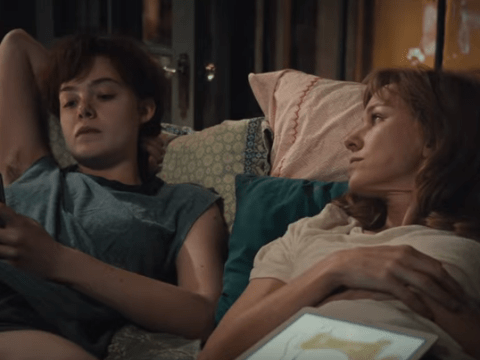 Elle Fanning wants to become a boy in the new trailer for About Ray