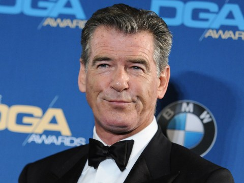Pierce Brosnan tries to board plane with 10-inch knife in his hand luggage
