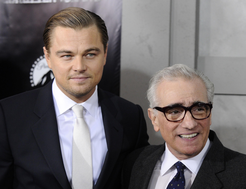 Leonardo DiCaprio and Martin Scorsese are reuniting for their sixth film together
